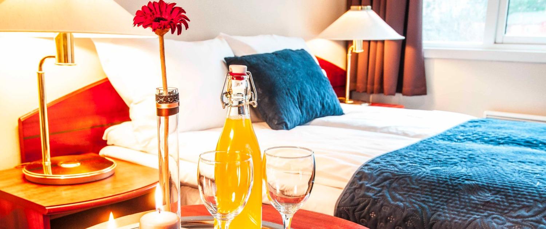 Billig overnatting på hotell i Florø