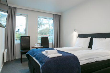 Kinn Hotell - Florø, dobbeltrom