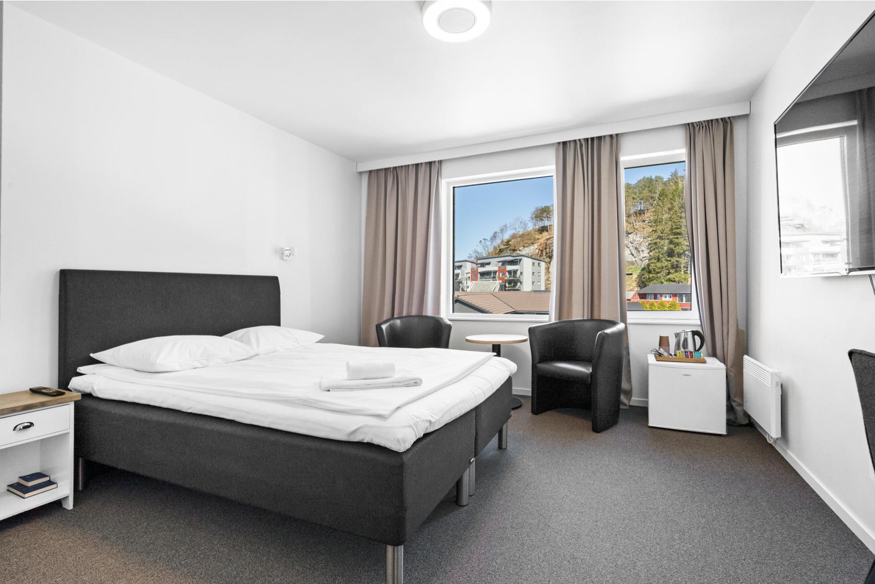 Hotellrom Deluxe - Kinn hotell